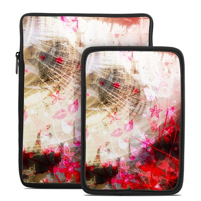 Tablet Sleeve - Woodflower