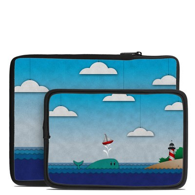Tablet Sleeve - Whale Sail