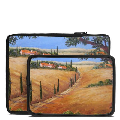 Tablet Sleeve - Wheat Fields