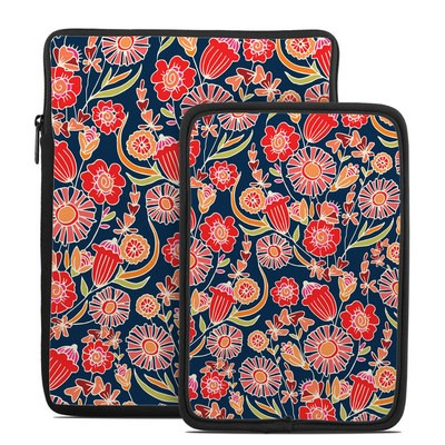 Tablet Sleeve - Wild Flower