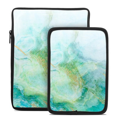 Tablet Sleeve - Winter Marble