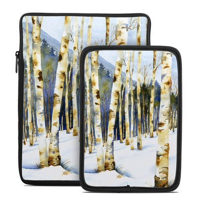 Tablet Sleeve - Winter Solstice