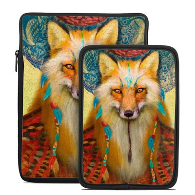 Tablet Sleeve - Wise Fox