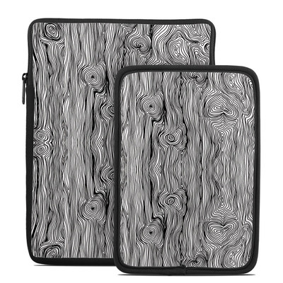 Tablet Sleeve - Woodgrain