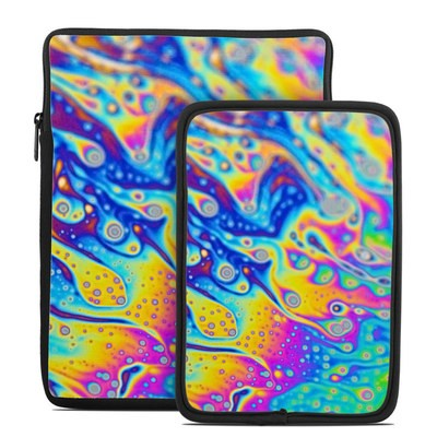 Tablet Sleeve - World of Soap