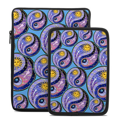 Tablet Sleeve - Yin Yang Peace