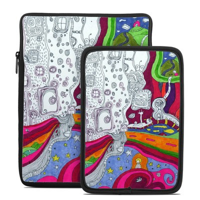 Tablet Sleeve - In Your Dreams