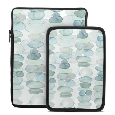 Tablet Sleeve - Zen Stones