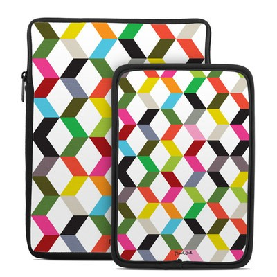 Tablet Sleeve - Ziggy Cube