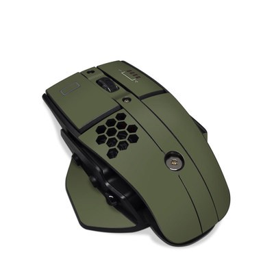 Thermaltake eSPORTS Level 10 M Advanced Gaming Mouse Skin - Solid State Olive Drab