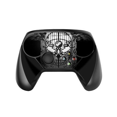 Valve Steam Controller Skin - Abandon Hope