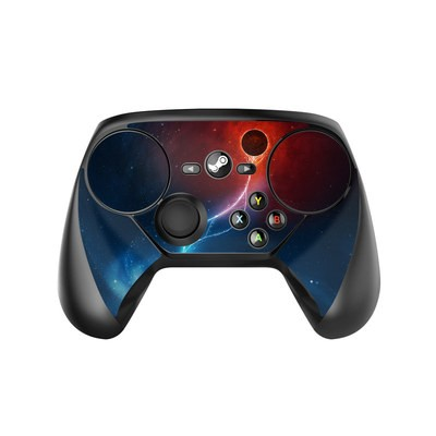 Valve Steam Controller Skin - Black Hole