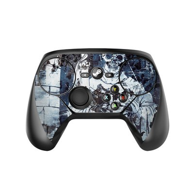 Valve Steam Controller Skin - Black Mass