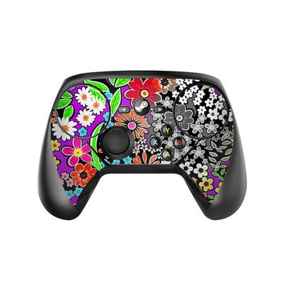 Valve Steam Controller Skin - A Burst of Color