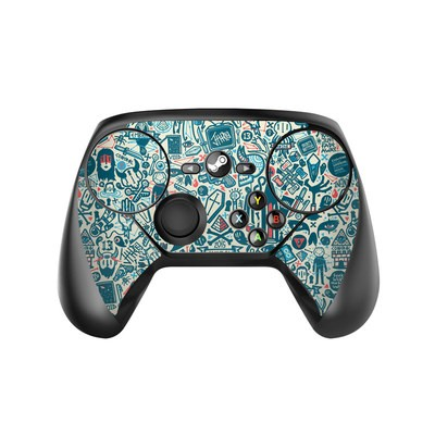 Valve Steam Controller Skin - Committee