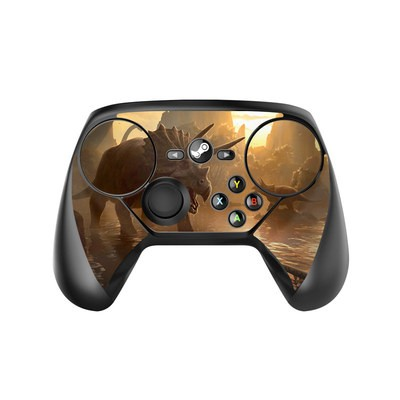 Valve Steam Controller Skin - Cretaceous Sunset