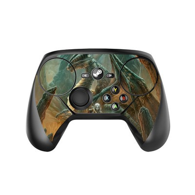 Valve Steam Controller Skin - Dragon Mage