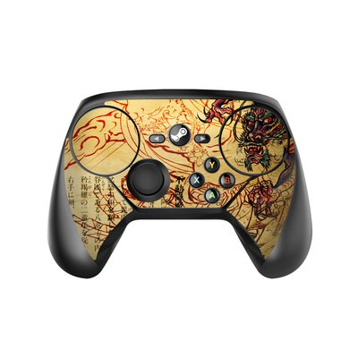 Valve Steam Controller Skin - Dragon Legend