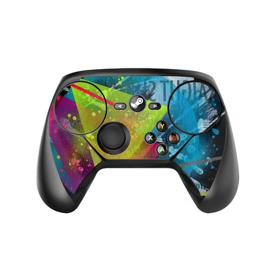 Valve Steam Controller Skin - Element-City