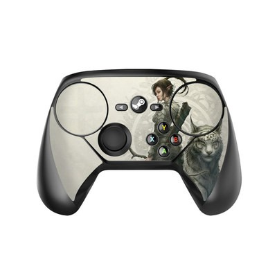 Valve Steam Controller Skin - Half Elf Girl