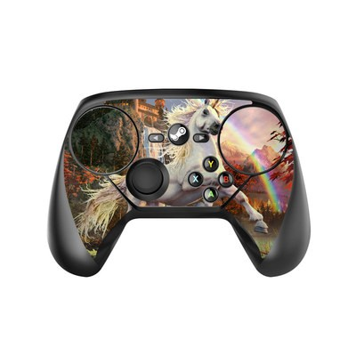 Valve Steam Controller Skin - Evening Star