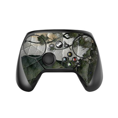 Valve Steam Controller Skin - Green View