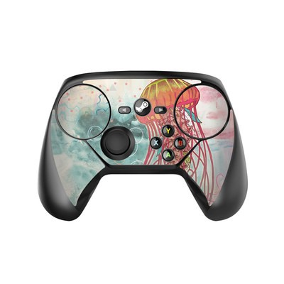Valve Steam Controller Skin - Jellyfish