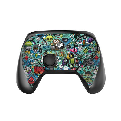 Valve Steam Controller Skin - Jewel Thief