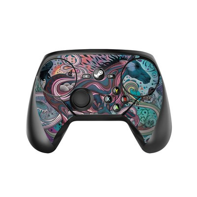 Valve Steam Controller Skin - Poetry in Motion
