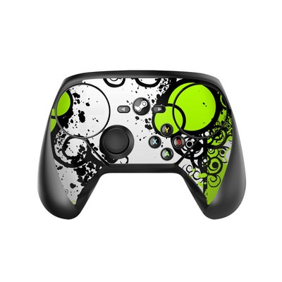 Valve Steam Controller Skin - Simply Green