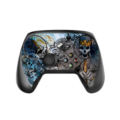 Valve Steam Controller Skin - Skeleton King