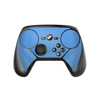 Valve Steam Controller Skin - Solid State Blue