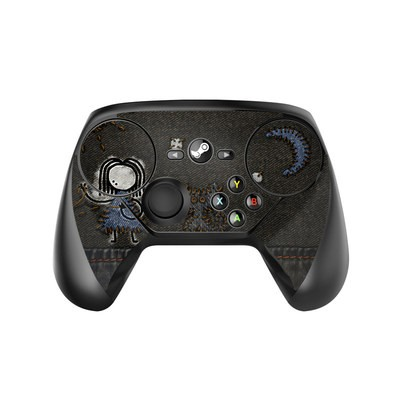 Valve Steam Controller Skin - Stitching