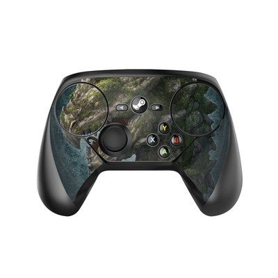 Valve Steam Controller Skin - Stone Dragon