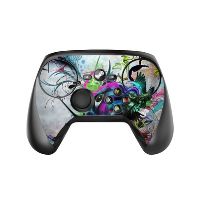 Valve Steam Controller Skin - Streaming Eye