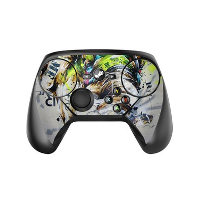 Valve Steam Controller Skin - Theory