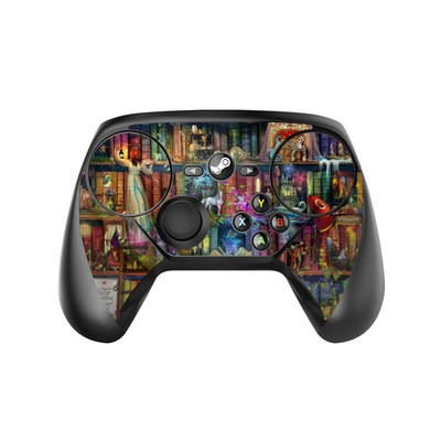 Valve Steam Controller Skin - Treasure Hunt