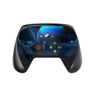 Valve Steam Controller Skin - Tropical Moon