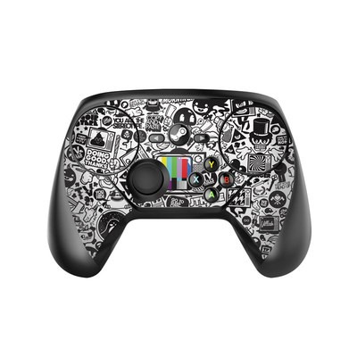 Valve Steam Controller Skin - TV Kills Everything