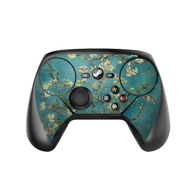 Valve Steam Controller Skin - Blossoming Almond Tree