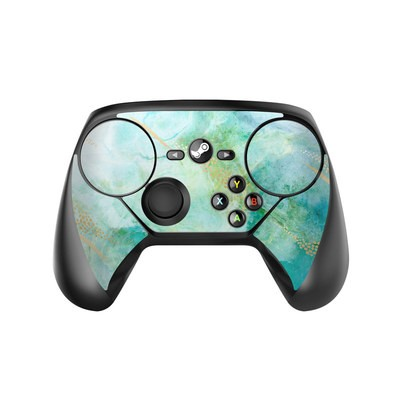 Valve Steam Controller Skin - Winter Marble