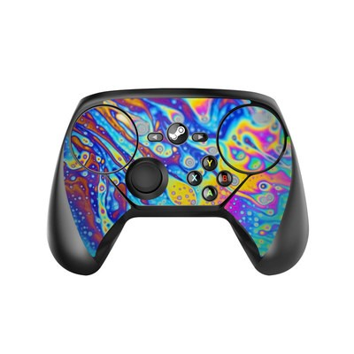 Valve Steam Controller Skin - World of Soap