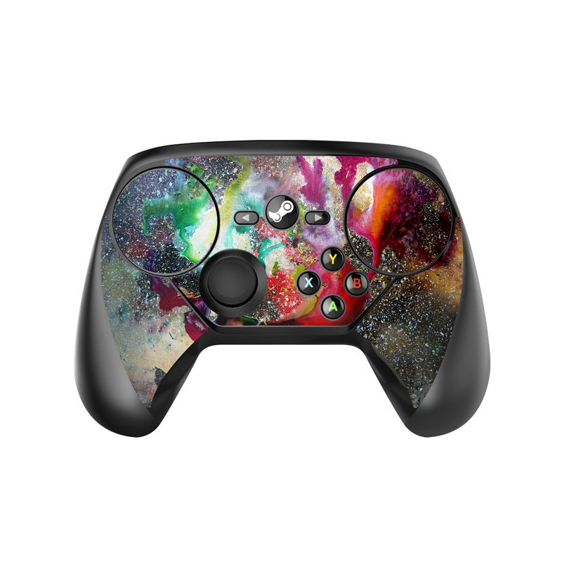 Valve Steam Controller Skin - Universe by Creative by ...Valve Console Controller