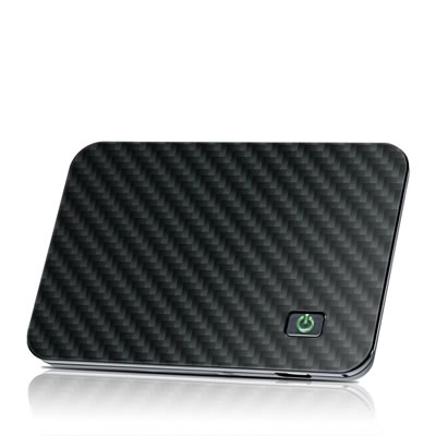 Verizon MiFi Skin - Carbon