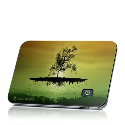 Verizon MiFi Skin - Flying Tree Amber