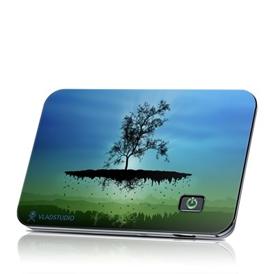 Verizon MiFi Skin - Flying Tree Blue