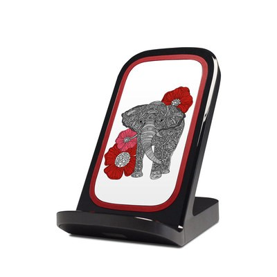 Verizon Qi Wireless Charging Stand Skin - The Elephant
