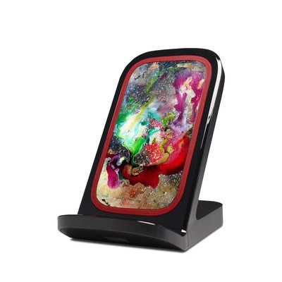 Verizon Qi Wireless Charging Stand Skin - Universe