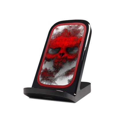 Verizon Qi Wireless Charging Stand Skin - War Light