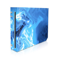 Wii Skin - Blue Quantum Waves